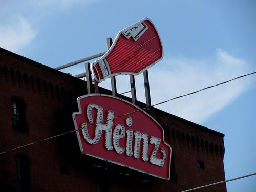 Heinz Sign