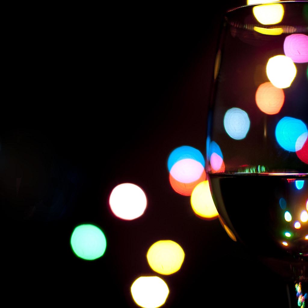 Bokeh Wine