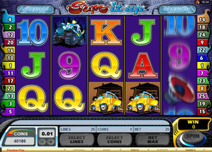 Supe It Up slot game online review