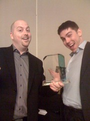 Amplify Interactive wins a 2010 AMA MAX award