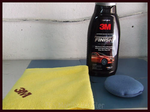 Nissan 100NX - 3M Car Care Test-27
