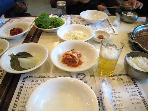 Bulgogi lunch