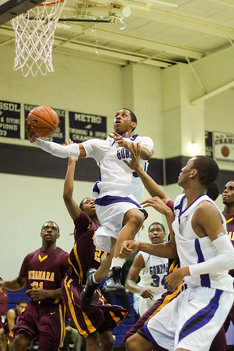 Cedrick Lindsay Gonzaga Basketball