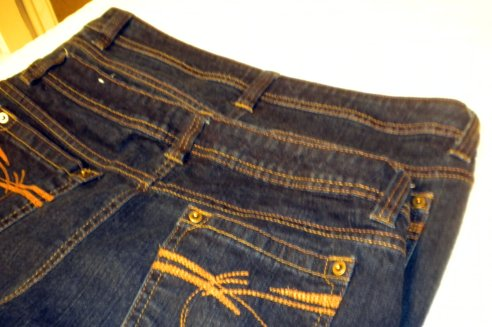 jeans refashion 007