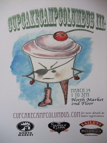Cupcake Camp Columbus III Ticket