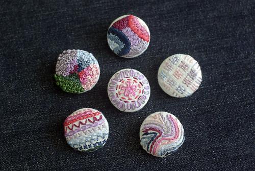 Doodle Buttons