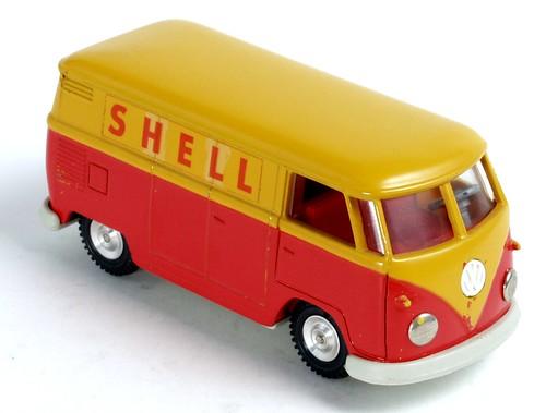 Gama van Shell