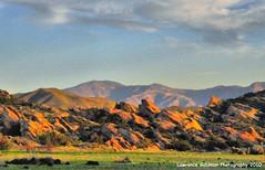 Vasquez Rocks (lhg_11, 2million views. Thank you!) Tags: california rock golden agua rocks canyon southern hour dulce formations vasquez nikond90 landscapescenic lawrencegoldman lhg11