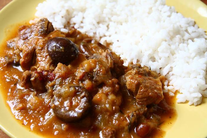 chuletas cordero salsa: