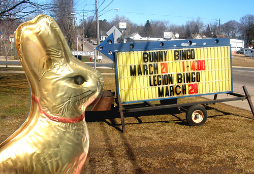 Bunny Bingo returnes to St.Boni