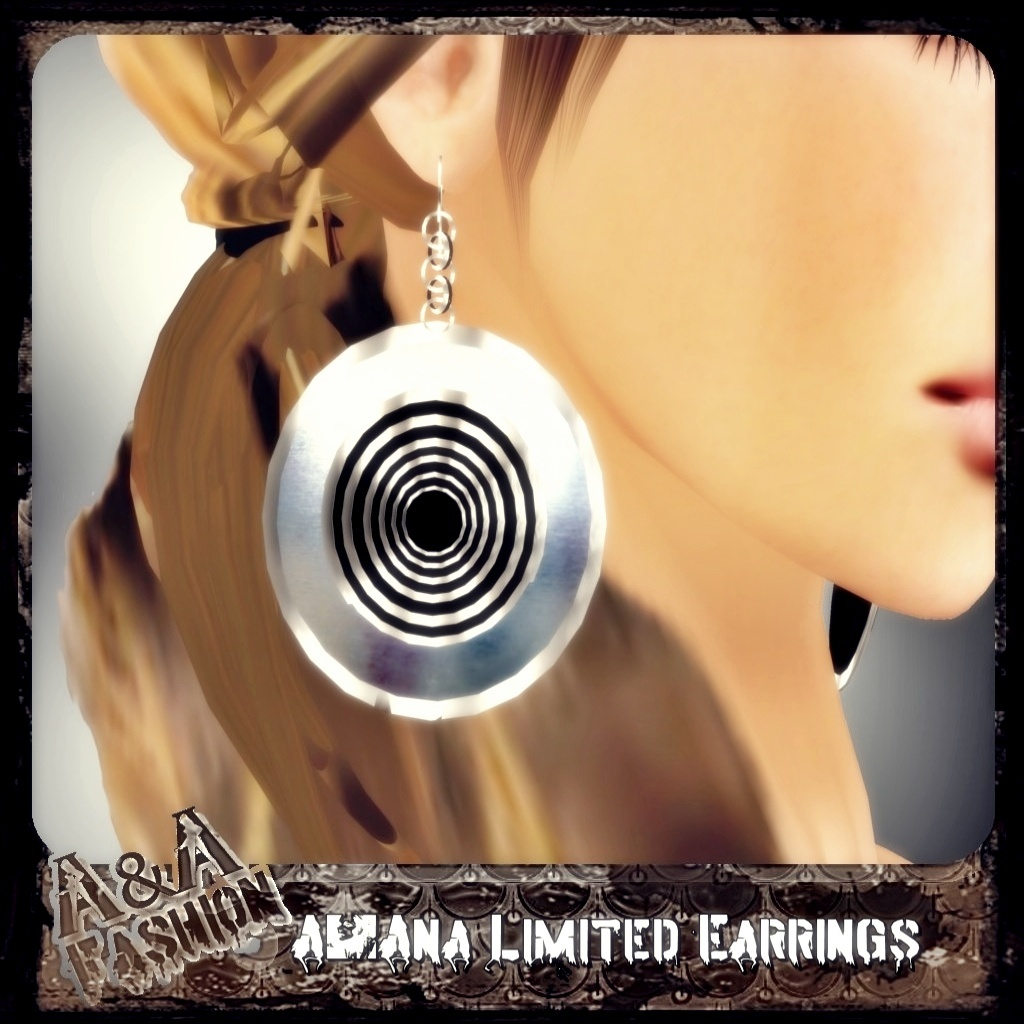 A&Ana Limited Simple Earrings