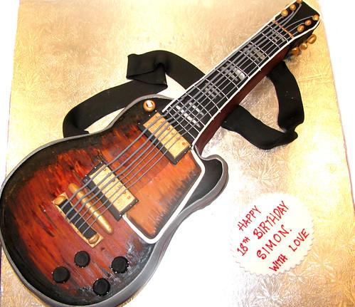 Guitar or cake?