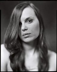 Petzval Sandra (rabato) Tags: portrait sandra d76 4x5 largeformat plusx toyo 45a granformato petzval
