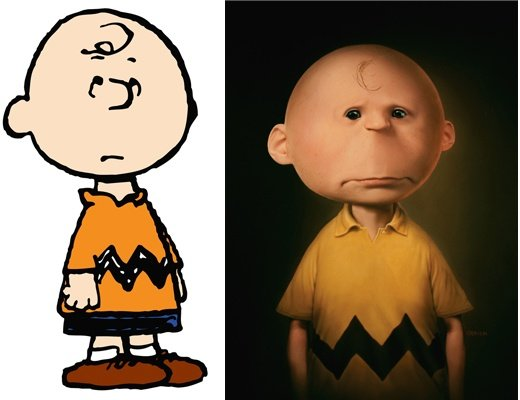 charlie brown real