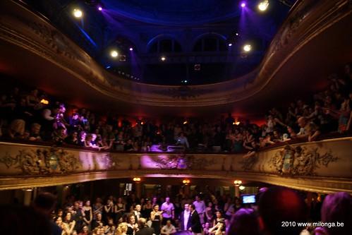 Brussels Tango Festival: Surprise @ Vaudeville