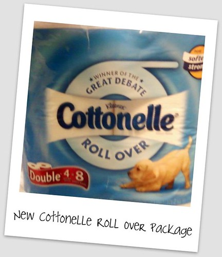 Cottonelle Roll Over