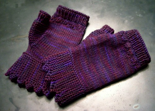 Stevie Fingerless Gloves