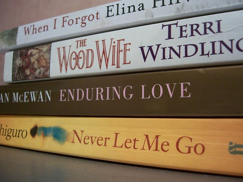 When I Forgot the Wood Wife, Enduring Love Never Let me Go