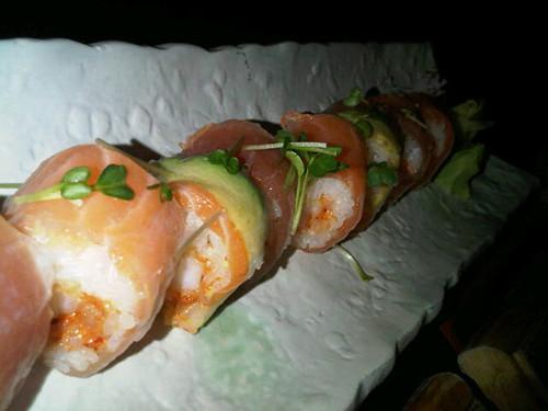 NAMI Restaurant Sushi Spring Rolls
