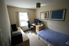 Wide Angle Lens FTW! (William Hook) Tags: pictures house 3 home window bulb pc bed bedroom chair energy room sony samsung dell short monitors spaghetti lcd playstation nero ps3 mordaunt efficient cablemess