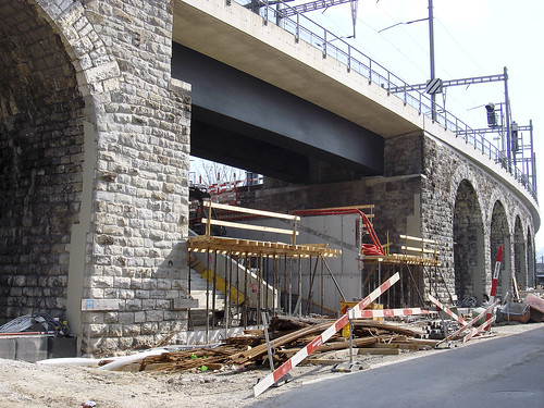 Viadukt Zürich West 13.4.10