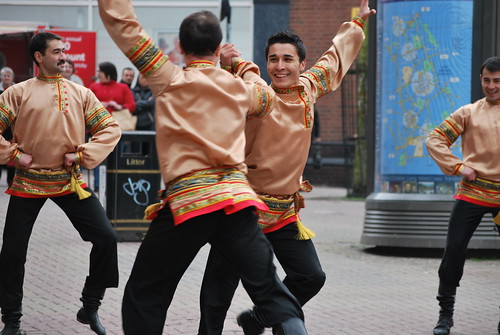 United Colours of Dance - Barynya