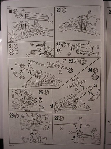[Concours pinceaux] Mig 21 F-13 Fishbed C [Revell 1/72] 4539027474_7f20c679f3