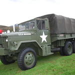 1953 REO M35 A1 6X6 thumbnail