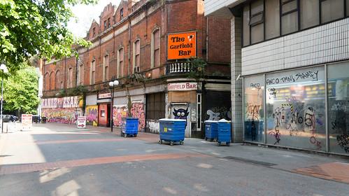 Belfast City - Urban Decay