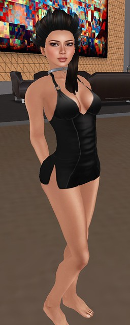 60L Weekend Vextra Fashion Little Black Dress May 14 2011