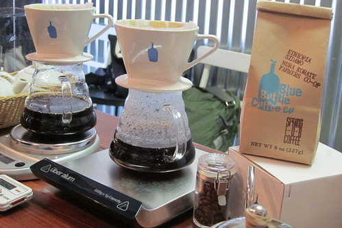 Spring For Coffee: Blue Bottle Coffee
