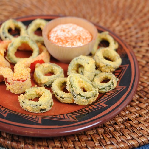 Jalapeno Rings Square