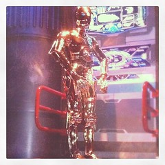 C3PO at Star Tours, Disneyland