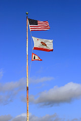 Windy Day (JB by the Sea) Tags: pescadero sanmateocounty california january2017 pigeonpoint lighthouse pigeonpointlightstation californiahistoricallandmark flag flags