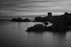 The Lady's Tower (Fifescoob) Tags: elie fife scotland ladystower history ruin historic leefilters longexposure bigstopper seascape landscape country countryside eastneuk