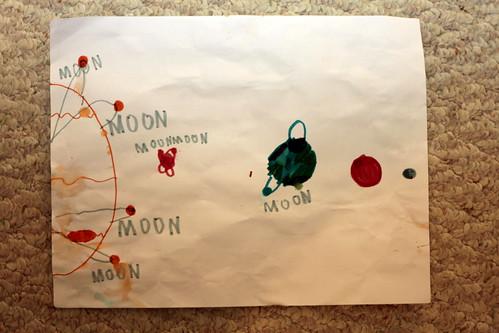 迷上太阳系的人