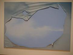 """Untitled"" by Joe Goode (1975-76) (justaguestt) Tags: sanfrancisco california travel museum museumofmodernart joegoode"