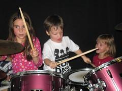 Moop the drummer