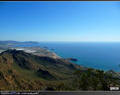 Puerto de Mazarrn (Pedro Agera) Tags: ruta minas playa sierra sancristobal monte montaa cartagena senderismo escalada sendero campillo mazarron bolnuevo moreras percheles laazohia sierradelasmoreras