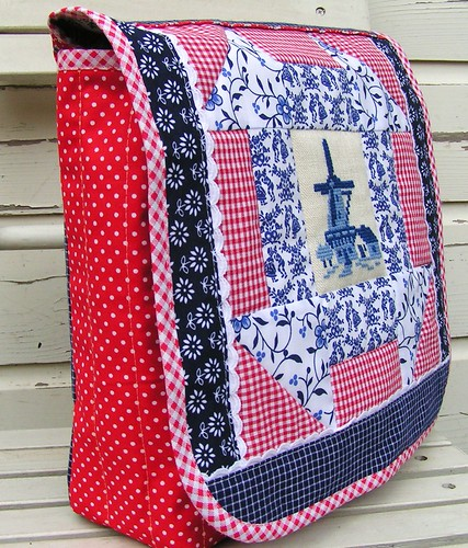 Dutch windmill bag
