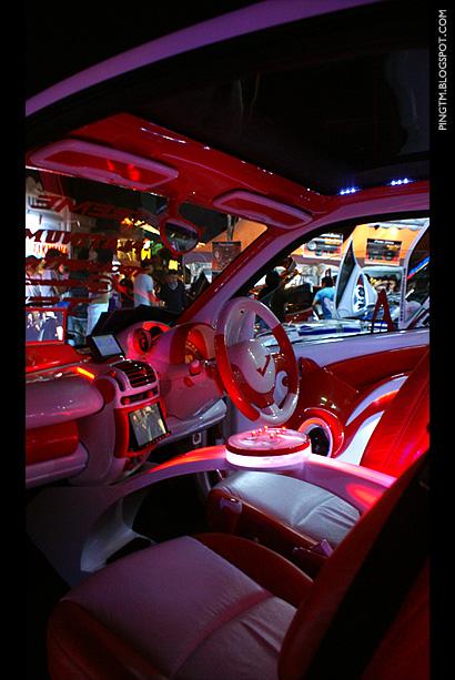 SmartForTwo Interior