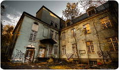 Haunted Mental Hospital (Espen Faugstad) Tags: old house hospital scary ghost haunted creepy espen lier mental mentalhospital sykehus mentalsykehus noxstar faugstad fotograffaugstad espenfaugstad