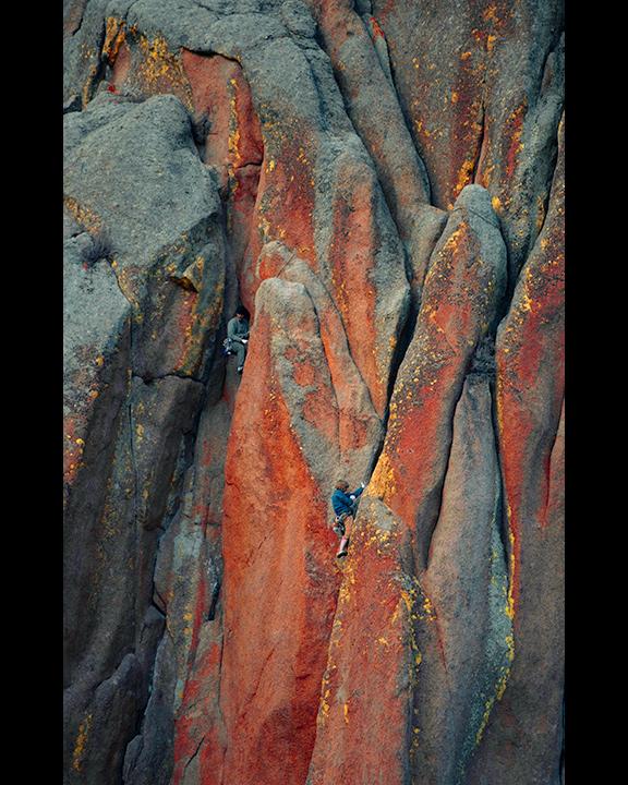Vedauwoo Climbers
