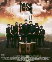 Toss poster