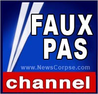 Fox News Faux Pas