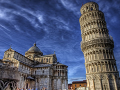 Leaning Tower of Pisa - again