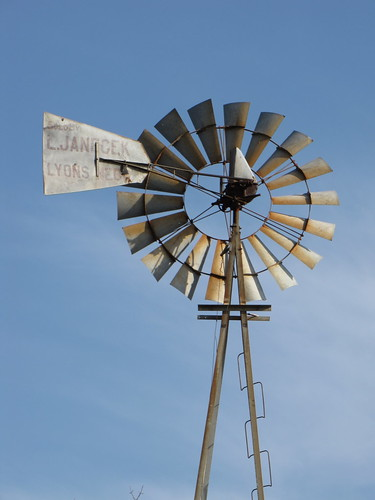 Windmill on my farm