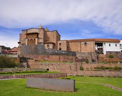 Coricancha (aaron.oberlander) Tags: peru inca cuzco temple nikon cathedral cusco colonial coricancha d90