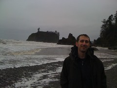 Y at Ruby Beach