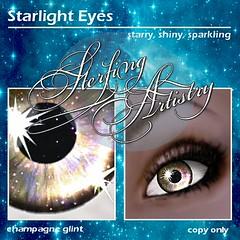 StarlightEyes: (ChampagneGlint)